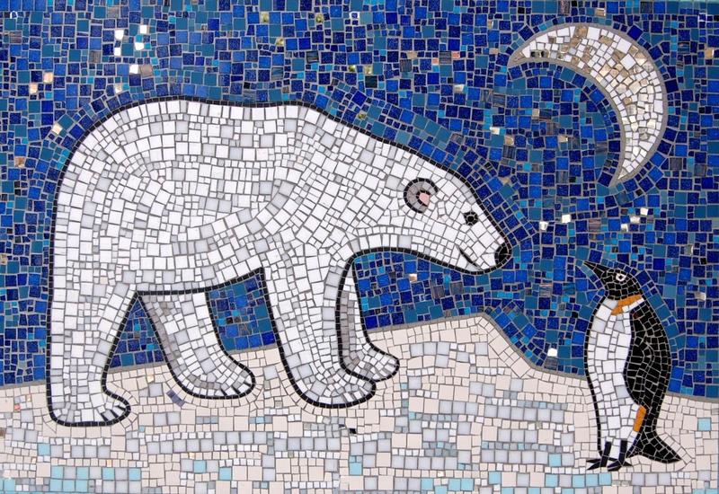 Мозаика своими руками схемы рисунков
